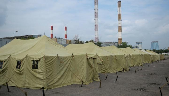 Уполномоченный по правам человека посетит лагерь мигрантов в Гольяново
