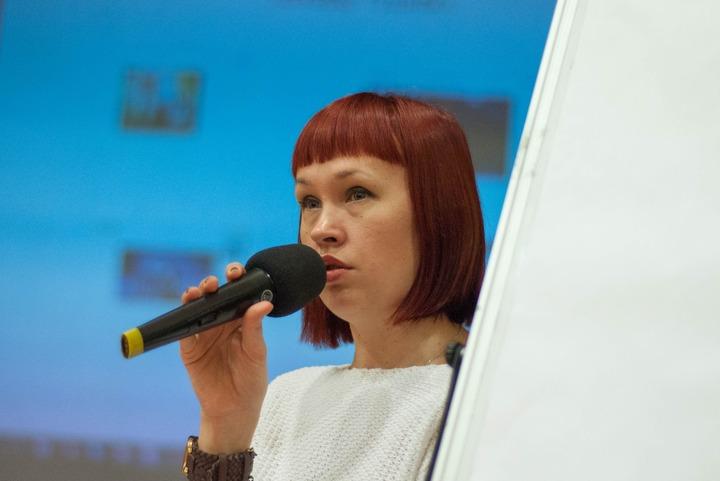 Воронежским студентам рассказали о межнациональных фестивалях и пожарах в СМИ