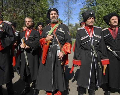 В ближайшие два года казаки будут охранять госграницу, общественный порядок, леса и животных
