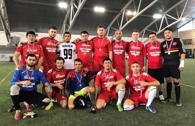Российские ногайцы выиграли международный ногайский футбольный чемпионат