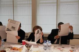 """Жюри """"СМИротворца"""" начало оценку работ в категории локальные и этнические СМИ"""
