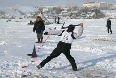 Соревнования по северному многоборью пройдут в Красноярске