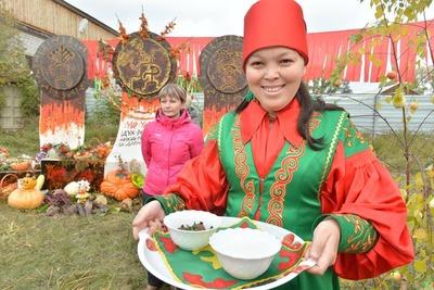 В Хакасии отметили праздник урожая