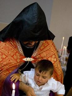 Армяне с пелёнок