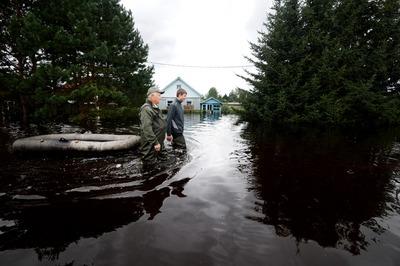В Приамурье паводок затопил села коренных малочисленных народов