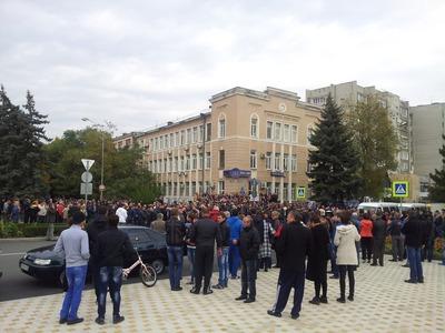 Казаки и полиция призвали не придавать убийству в Минводах национальный окрас