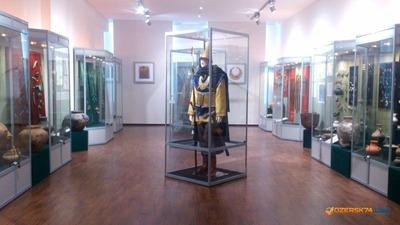 Оружие и доспехи древних аланских воинов демонстрируют во Владикавказе