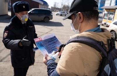 МВД перевели памятки по профилактики коронавируса для мигрантов