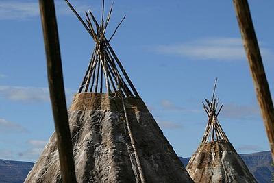 """В Дудинке построят """"Священное место"""" для национальных праздников"""