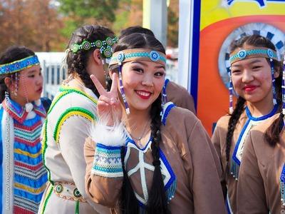 Эвенкийский Новый год отметят в Иркутске