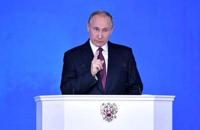 Межнациональная тема не прозвучала в послании Путина к Федеральному собранию