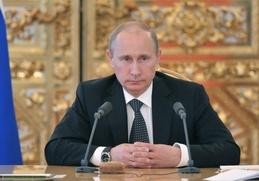Путин: Межэтническое напряжение провоцируют не представители каких-то народов, а аморальный интернационал