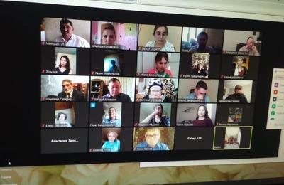 Подвиг тружеников тыла разных национальностей обсудили онлайн в Башкортостане
