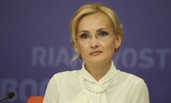 Яровая назвала межнациональную ситуацию в Крыму благополучной