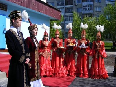 В Тюменской области провели фестиваль казахской культуры
