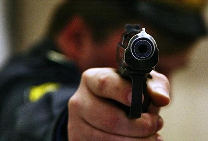 Московские полицейские при помощи оружия остановили драку между азербайджанцами с дагестанцами