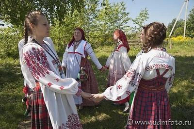 Старинные обряды и праздники народов Черноземья вспомнят в Тамбове