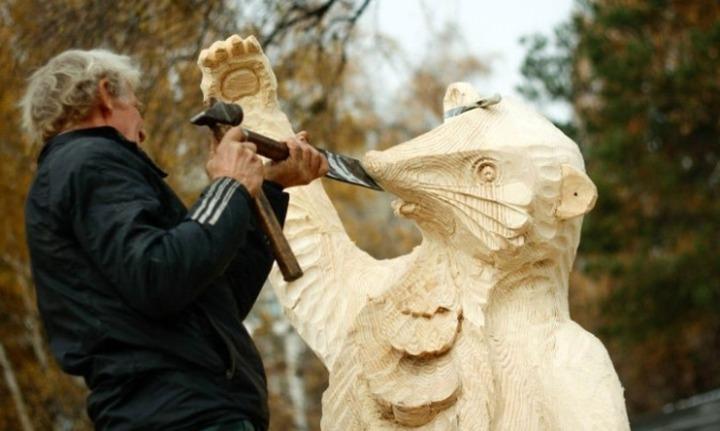 Мифы народов Севера превратят в скульптуры на фестивале в ЯНАО