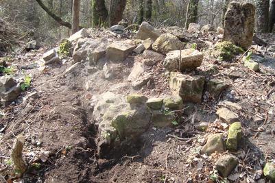 Остатки средневекового абазинского храма найдены в Сочи