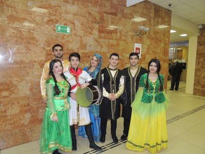 В Дербенте зарегистрировали национально-культурную автономию азербайджанцев
