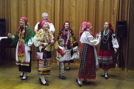 Воронежцам рассказали и спели о Святках