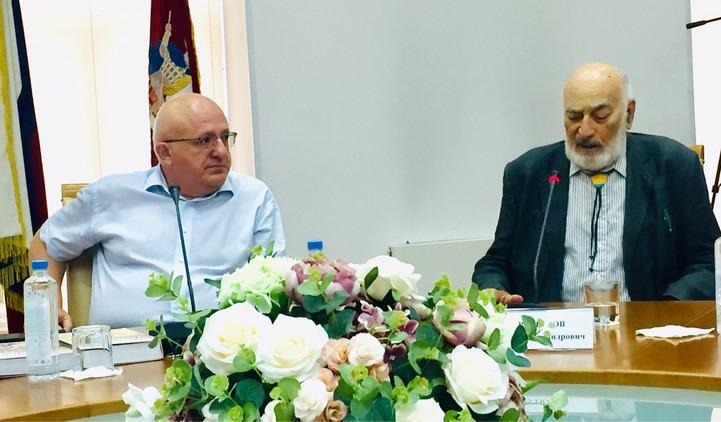 В Москве презентовали труды выдающегося осетинского этнолога Уарзиати
