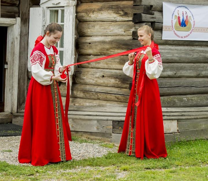 Хоровод ремесел в Иркутской области