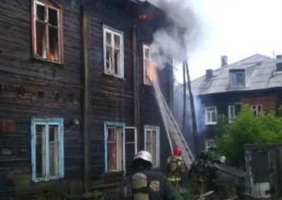 СМИ: В подожженном доме в Перми жила семья мигрантов-киргизов