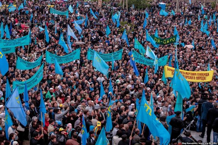 Депутат Госсовета Крыма предложил организовать акции 18 мая по примеру Чечни