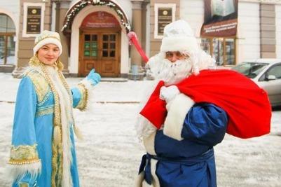 Кыш Бабай и Кар Кызы соберут в Казани лучших поволжских мастеров