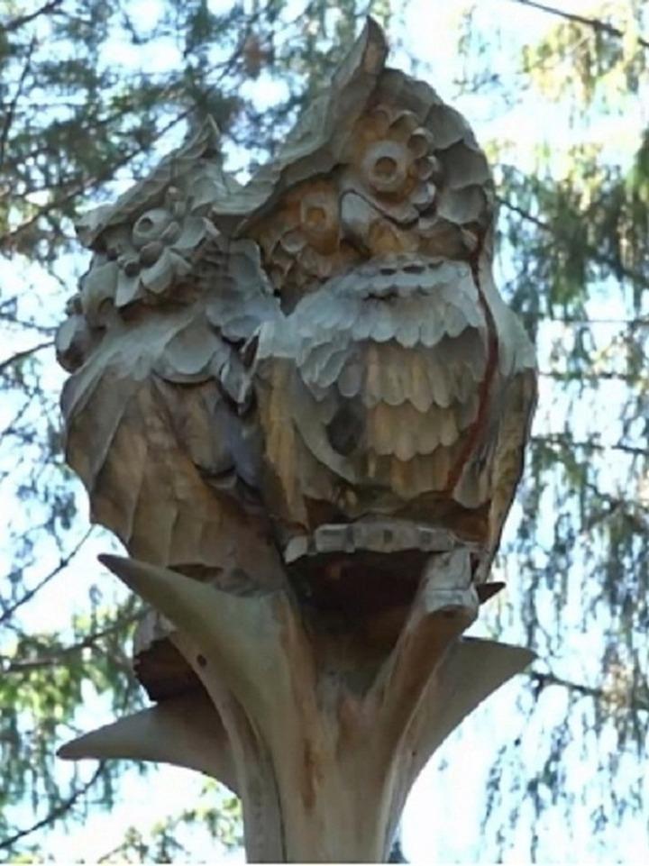 Лучшие деревянные скульптуры героев фольклора выберут под Костромой