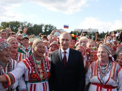 Национально-культурные объединения поздравили президента с днем рождения