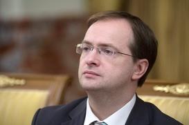 Мединский попросил ввести должность замминистра по межнациональным отношениям