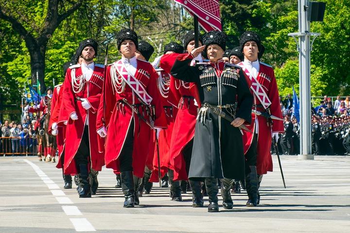 Парад Кубанского казачьего войска пройдет в Краснодаре
