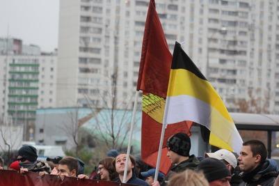 """Власти Москвы отклонили несколько заявок на проведение """"Русского марша"""" в Люблино"""