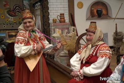 Жителей Твери познакомят с весьегонским фольклором