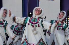 """Кочующий фестиваль этнической моды """"Солнечный олень"""" пройдет в Якутске"""