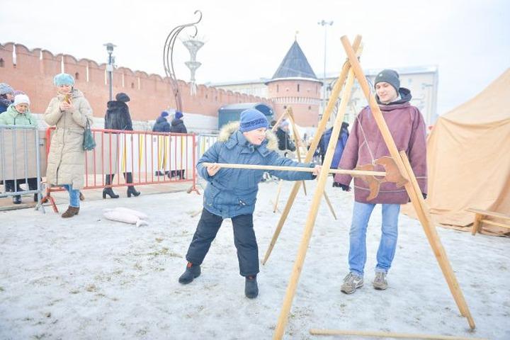 Фестиваль коренных народов Севера стартовал в Туле