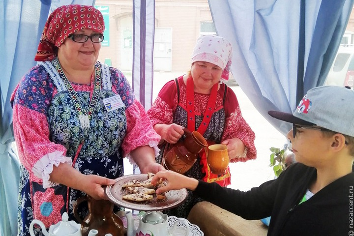 """""""Дом священника"""" с народными промыслами и деревенской утварью открыли в Самаре"""