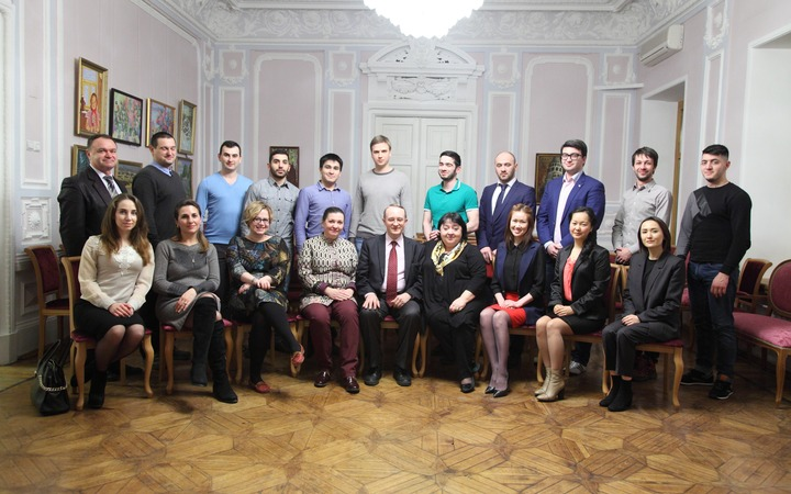 Центр культуры народов России отчитался о первом годе работы