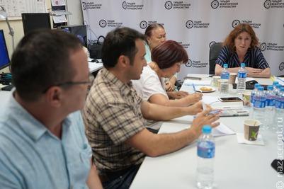 Журналисты обсудили как заинтересовать федеральные СМИ мигрантской повесткой