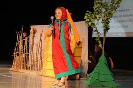 Фестиваль русской народной сказки прошел в Махачкале