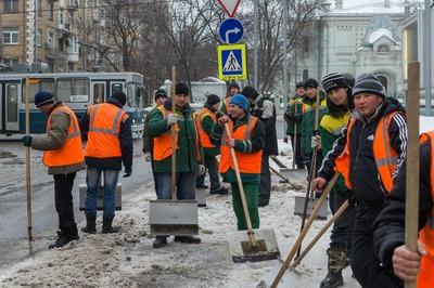 Профсоюз трудящихся мигрантов опроверг слухи о массовых увольнениях дворников-приезжих