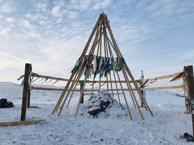 Шаманский обряд в честь зимнего Солнцестояния проведут в Тыве