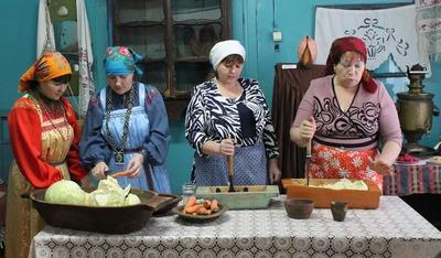 Центр народной русской культуры в Алтайском крае принял первых посетителей