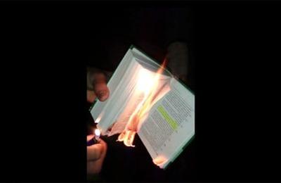 Полиция выяснила личности еще 10 участников сожжения Корана