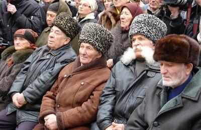 В Нальчике почтили память балкарцев, депортированных в годы войны