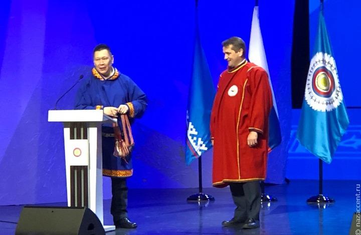Глава Росрыболовства сделал сенсационное заявление на форуме коренных народов в Салехарде