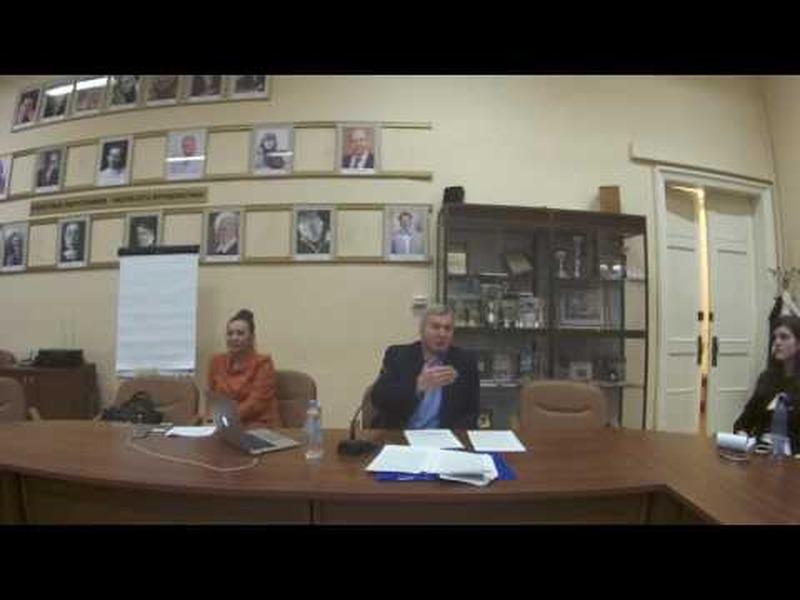 Лекция о русской идентичности