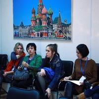 """Визит """"СМИротворцев"""" в Миграционный центр Москвы"""